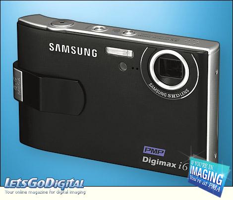 samsung digimax i6 pmp software