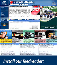 LetsGoDigital's Online Magzine for Digital Imgaing.