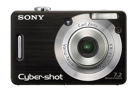 Sony Cybershot DSC-W55