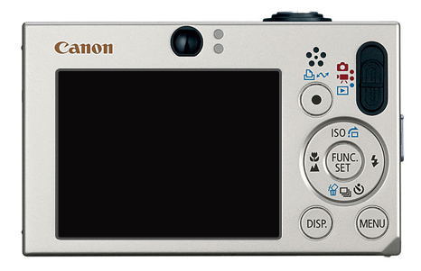 Canon SD 1000 Digital Elph