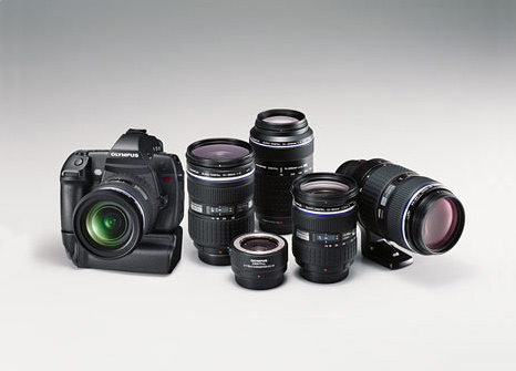Zuiko digital lenses