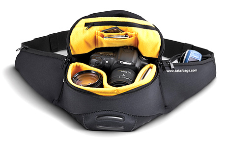 Kata Ergo-Tech camera bag collection