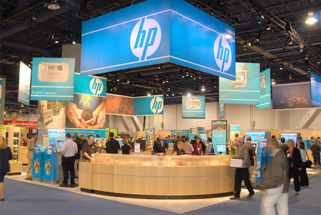 Hewlett Packard at PMA 2007