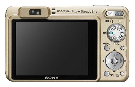 مشكلة كاميرا SONY DSC-W170 لماذا