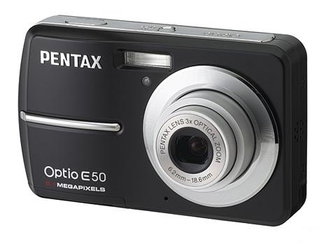 Pentax optio e50