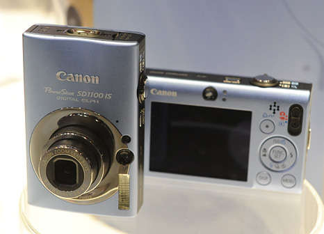 Canon SD1100 IS