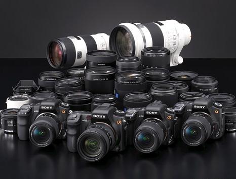 Slr Camera Shots