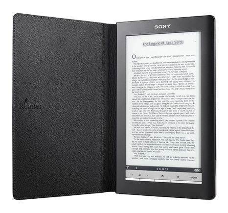 Sony Reader Daily Edition