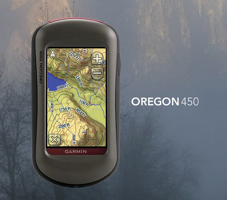 Oregon on garmin 24k maps
