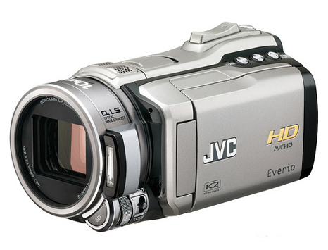 JVC Everio GZ-HM1