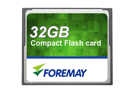 Foremay Compact Flash cards