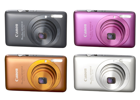 Canon PowerShot SD1400IS