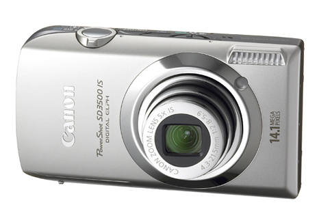 Canon PowerShot SD3500IS