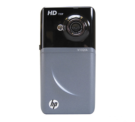 HP HD camcorder