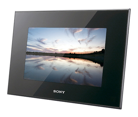 Sony picture frames