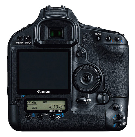 Canon EOS-1D MARK 3