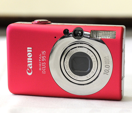 Canon Digital Elph SD1200 IS