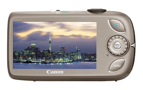 Canon Digital Elph SD960 IS