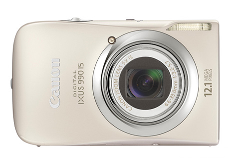 Canon Digital Elph SD970 IS