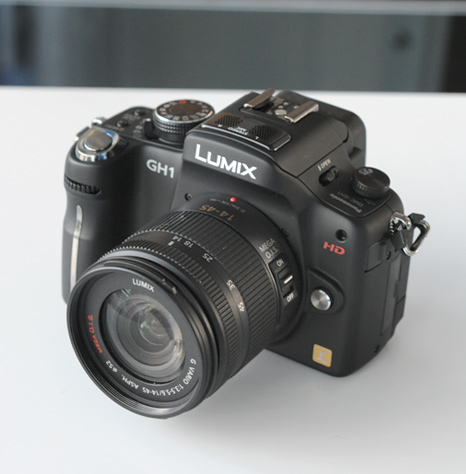 Panasonic DMC GH1