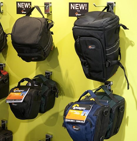 LowePro photography gear