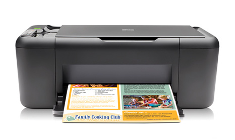 HP Deskjet F4400 printer
