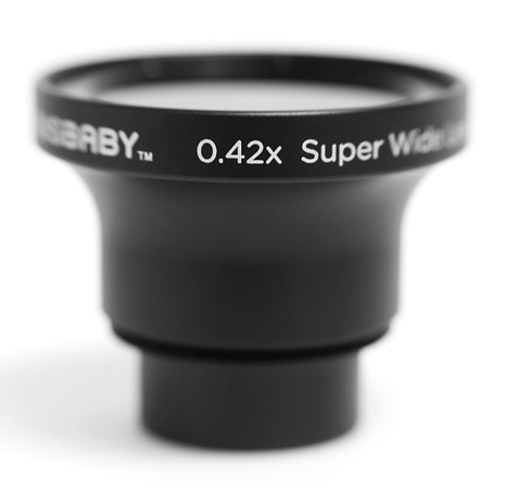 Lensbaby super wide lens