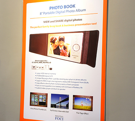 Digital Foci photo book