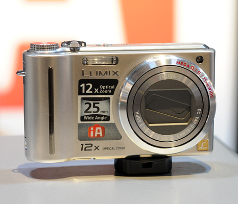New Panasonic digital cameras