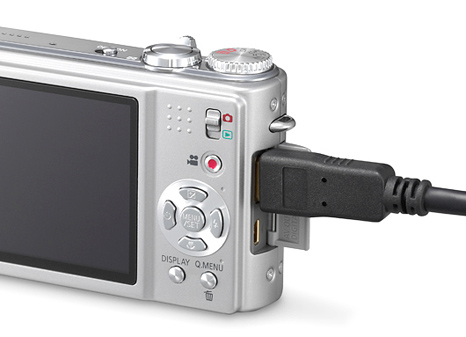 Panasonic DMC-ZX3