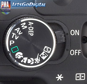 Canon EOS 350D review | PMA Report 2005